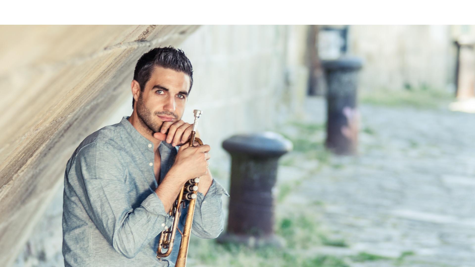 Dominik Glöbl - Trompeter, Moderator und Komponist